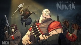 Mark of the Ninja - PC Gameplay