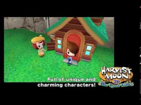 Harvest Moon: The Lost Valley (E3)