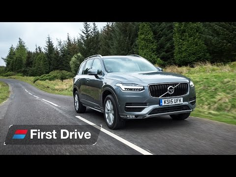 Volvo XC90 D5 AWD Momentum first drive review