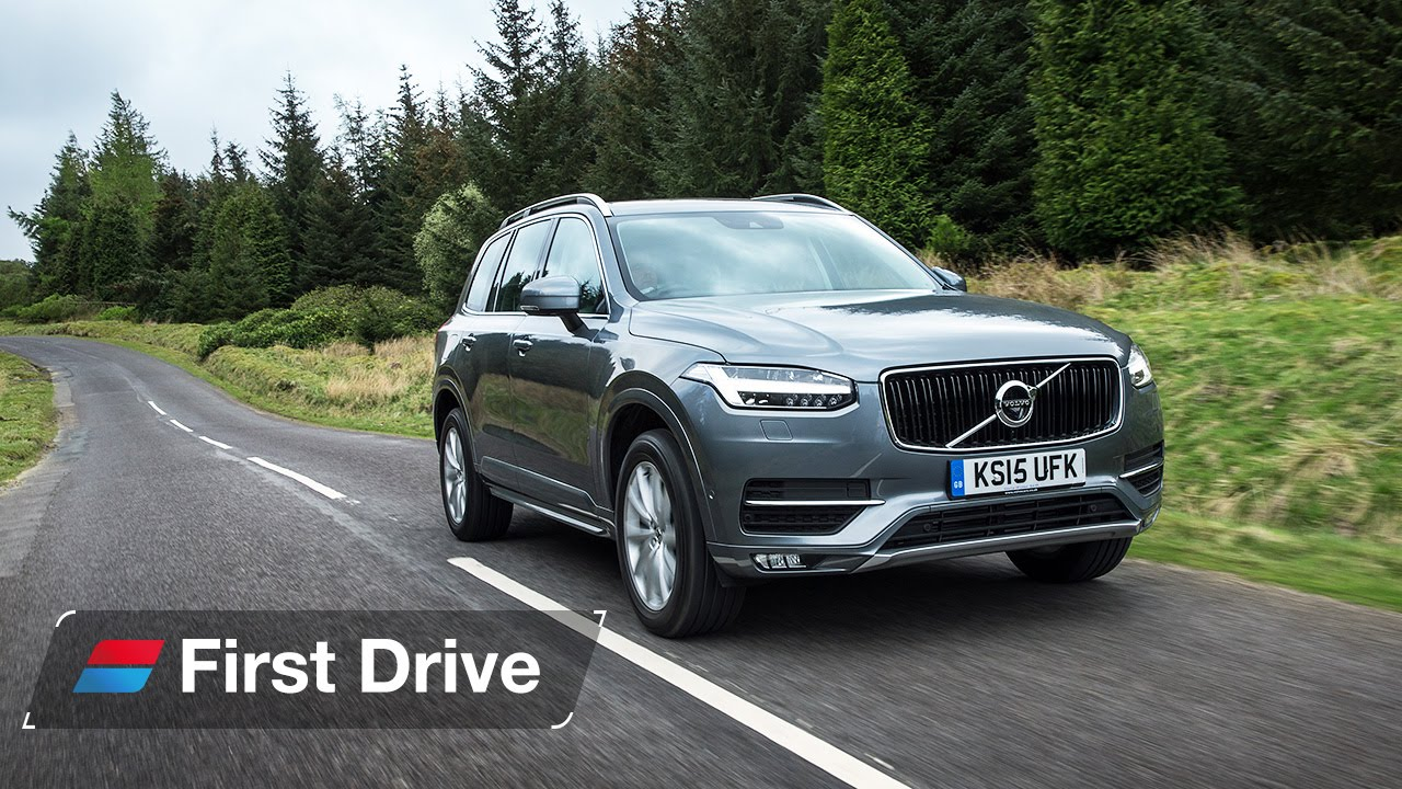 volvo xc  awd momentum  drive review youtube
