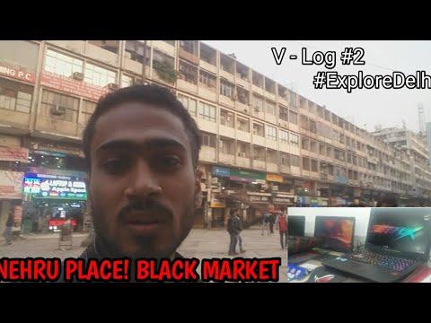 Nehru Place Electronics Market Delhi,  Exploring Nehru Place  Top Secret 😁Cheapest Electronics,