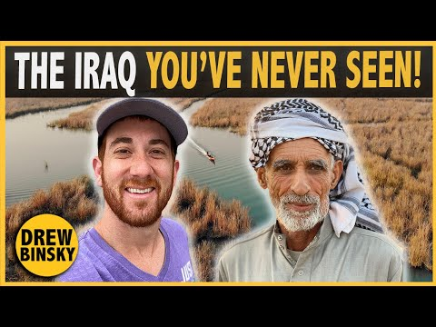 I Slept in a Strangers Home in Iraq. It Was Wild