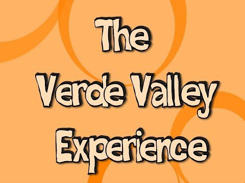 Verde Valley Experience August 16 2018