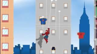 Бесплатные игры онлайн  The Amazing Spiderman, Человек Паук игра