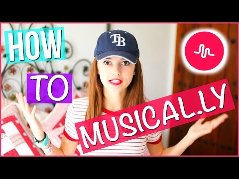 Musical.ly Tutorial + How To Film Musical.ly's With No Hands! | Tatiana Boyd