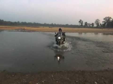 Motor travel from Holland to Nepal Trailer www.Lifeisjoy.nl Europe Iran Pakistan India
