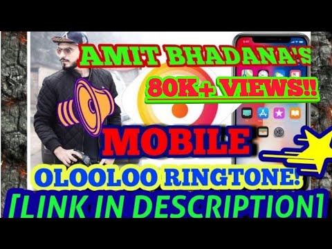 amit bhadana phone ringtone download mp3