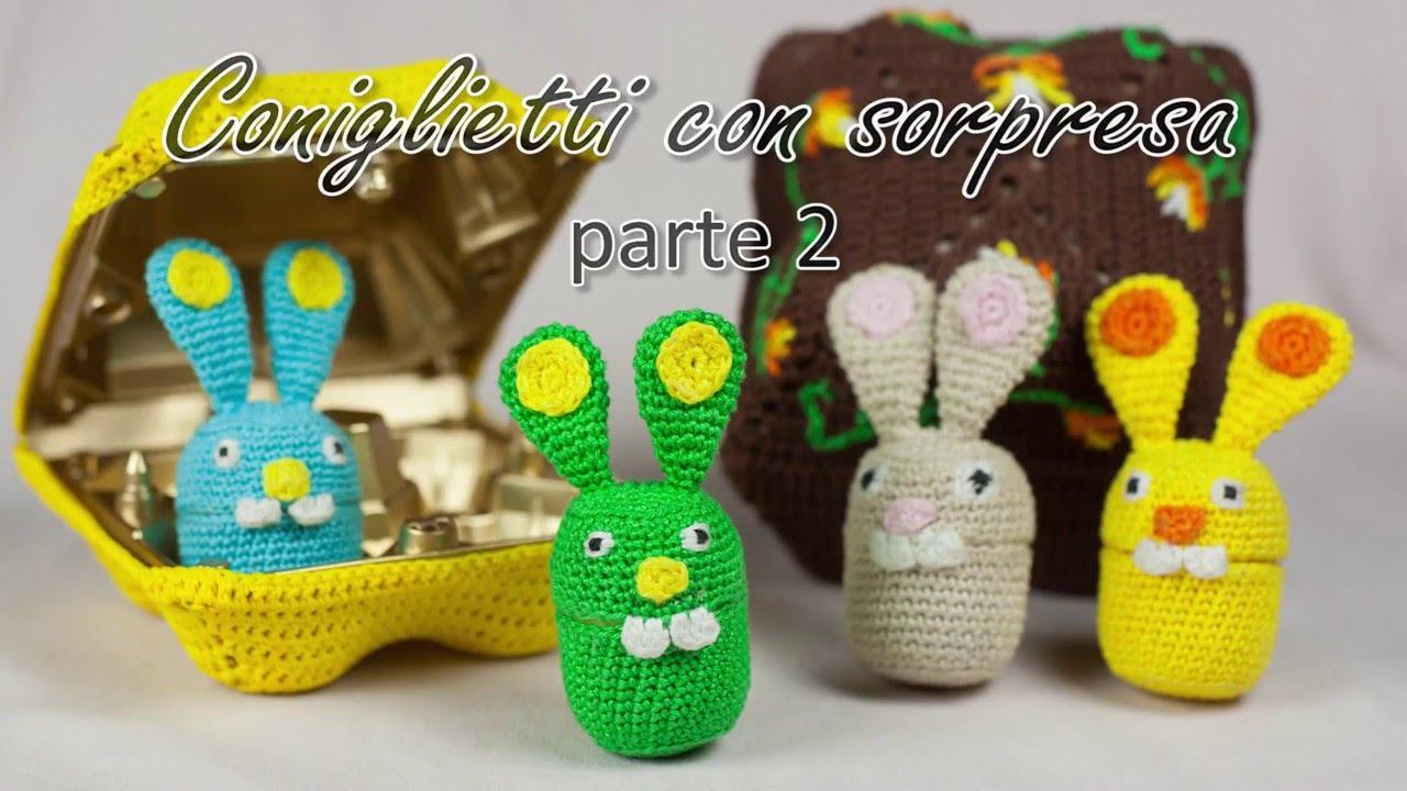 Idee Ad Uncinetto Per Pasqua Idee Per Pasqua A Maglia E All