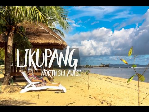 LIKUPANG resort, di MANADO Sulawesi Utara
