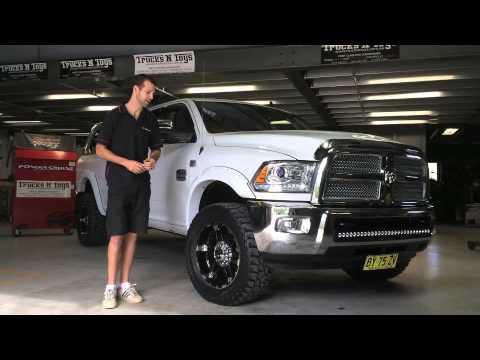 Trucks N Toys Australian Dodge Ram Accessories