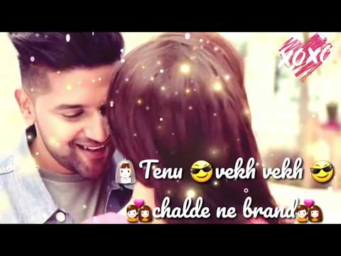 Fashion Song (Guru Randhawa) - Whatsapp Status