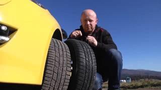 AutoFAQ: Súčasným zimám pasujú užšie zimné pneumatiky