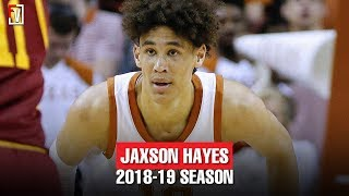 Jaxson Hayes Texas Freshmen Highlights Montage 2018-19 Season - Board Man Board Man!