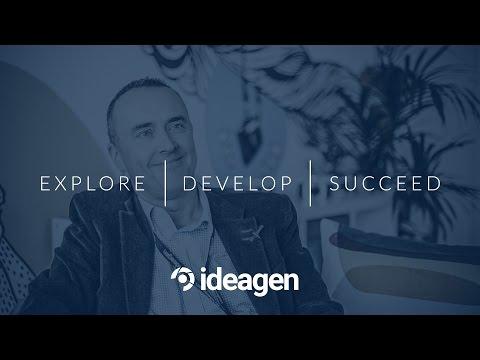 Gordon McKeown - Brand manager, Ideagen