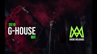 G-House 2019  - New Year´s Setmix - André Molinaro