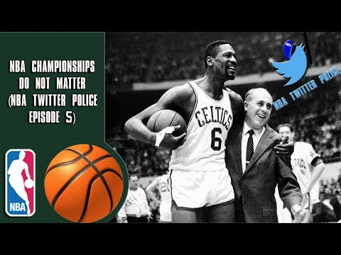 NBA Championships Do Not Matter (Reacting To Terrible Takes On NBA Twitter)