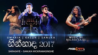 Saragaye Sanuka LIVE at Ninnada 2017 Music By Nalaka Sajee.mp3