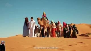 Ahmad Hussain   Ya Taiba   Official Arabic Urdu Nasheed Video