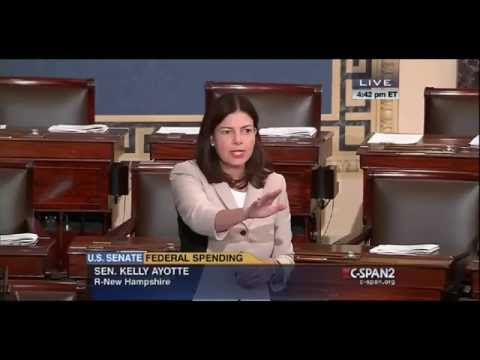 Senator Kelly Ayotte Will Not FIGHT To Defund Planned Parenthood
