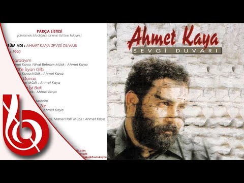 Ahmet Kaya - Kendine Iyi Bak