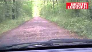 Droga wojewódzka nr 129 to jazda jak przez piekło