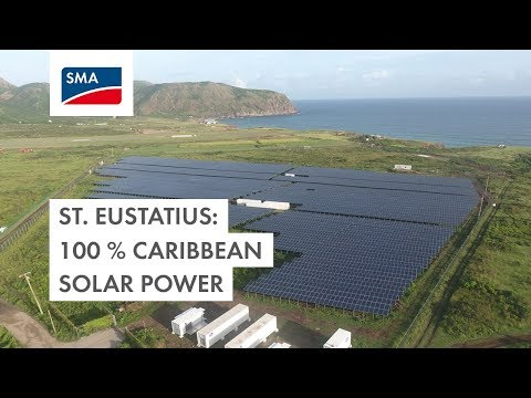St. Eustatius: 100% Solar Power in the Caribbean (Trailer)