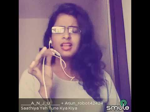 Sathiya yeh tuney  kya kiya