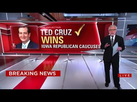Five hours of CNN's Iowa caucus coverage in 3 minutes
