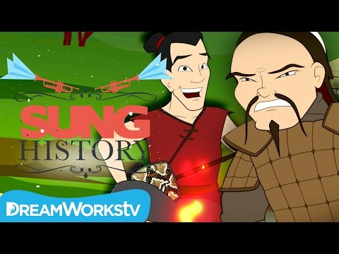 """Genghis Khan: """"Genghis Can!"""" 