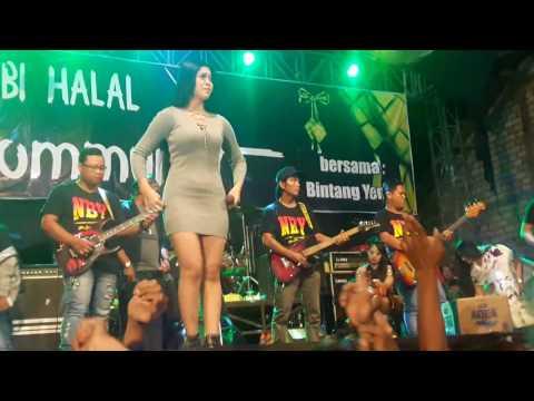 NEW BINTANG YENILA 6 juli 2017 Utami Dewi fortuna tampil sexi di DJ COMUNITI jetis bergoyang
