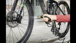 ЛАЙФХАК Чем помыть велосипед | Как помыть велик | Мойка велосипеда | Как быстро помыть велосипед