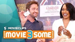 Movie3Some: Episode 33 - Gerard Butler & Angela Bassett