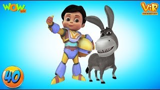 Vir: The Robot Boy - Compilation #40 - As seen on Hungama TV thumbnail