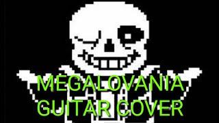 Megalovania guitar cover