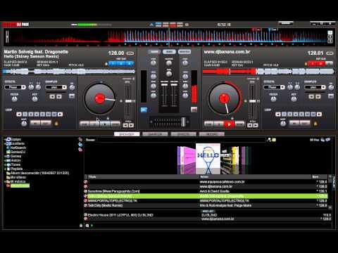 DJ BL3ND (Joyful mix) Virtual DJ