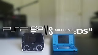 Nintendo DSI Vs Sony PSP Go - Review