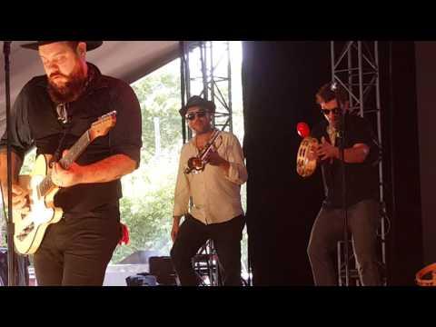 Nathaniel David Rateliff & The Night Sweats - Panorama Music Festival