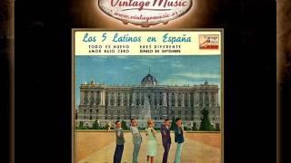 Los Cinco Latinos - Eres Diferente (VintageMusic.es)