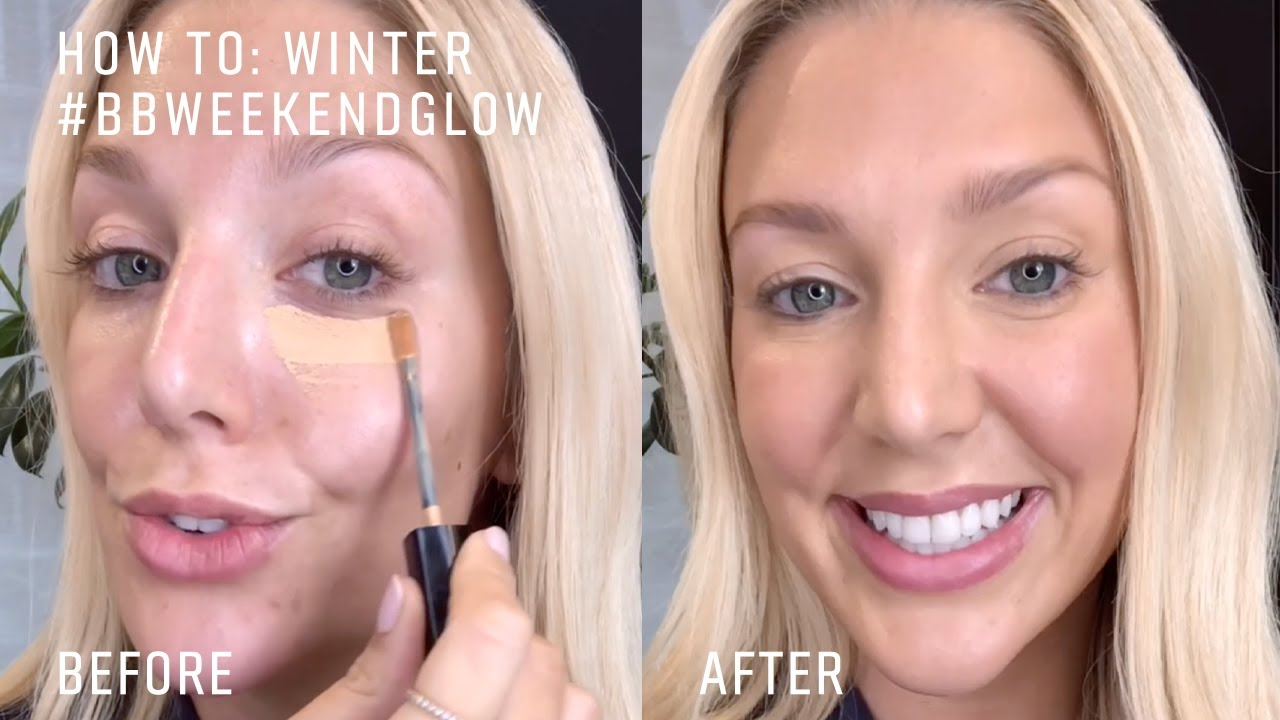 To Conway Cosmetics Artist Winter Amy Pro bbweekendglow How Brown Ft Bobbi