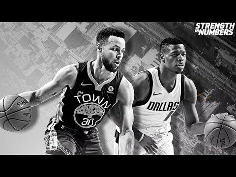 Golden State Warriors vs Dallas Mavericks Game Highlights / Feb 8 / 2017-18 NBA Season