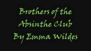 Brothers of the Absinthe Club by Emma Wildes