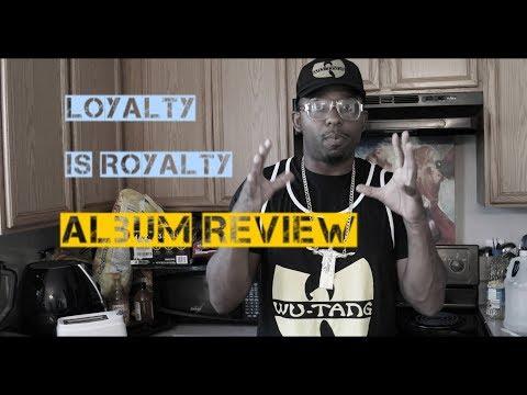 Masta Killa  - Loyalty Is Royalty (Wu-Tang Clan) Album Review 2017