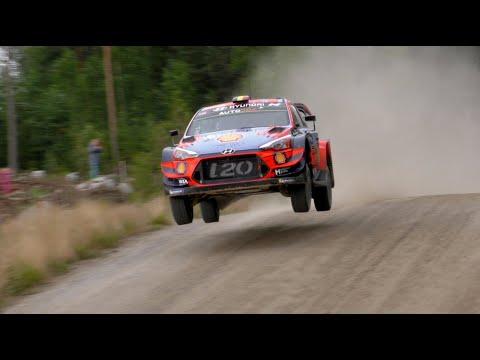 WRC Rally Finland 2019 - Motorsportfilmer.net