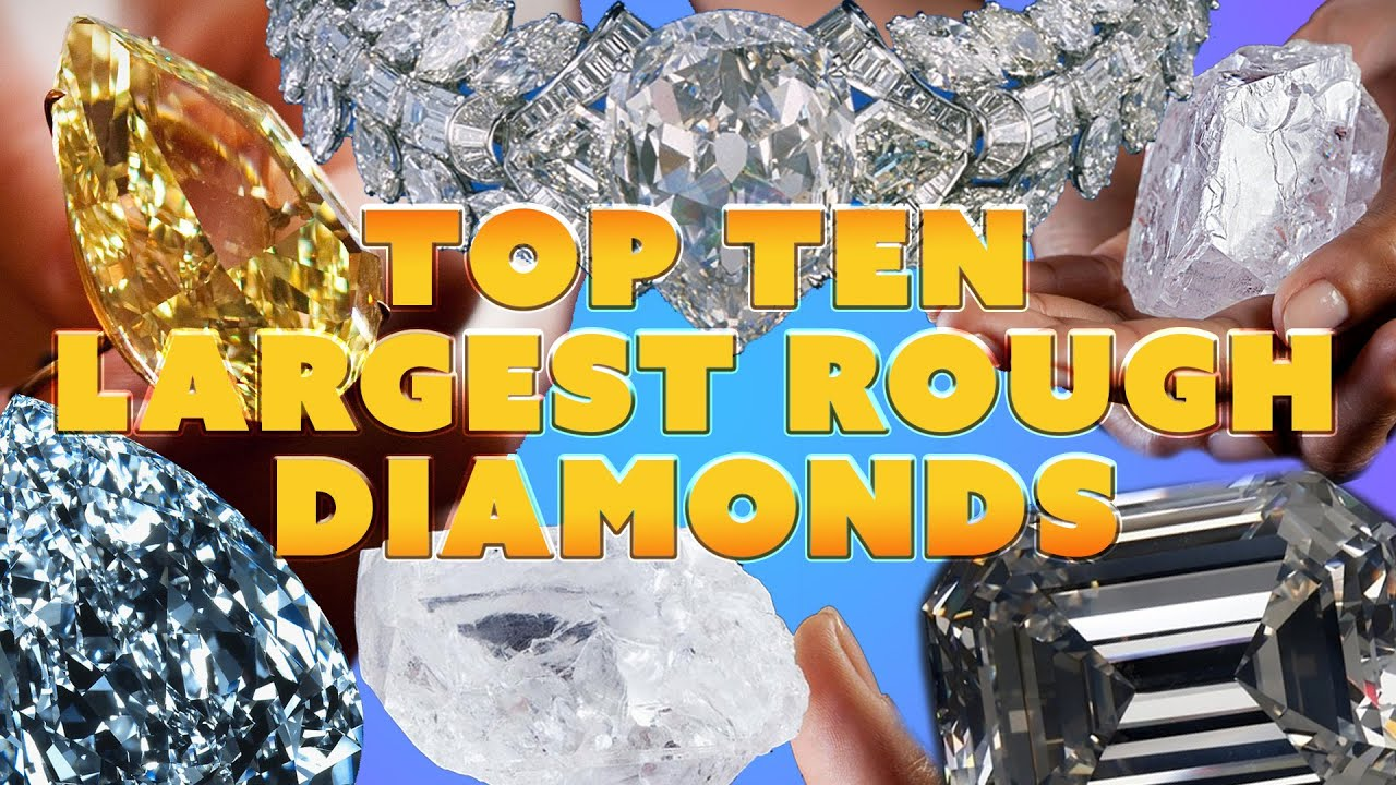 Top Ten Diamond Discoveries
