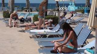 видео Anmaria Beach Hotel 4* Айя Напа Кипр