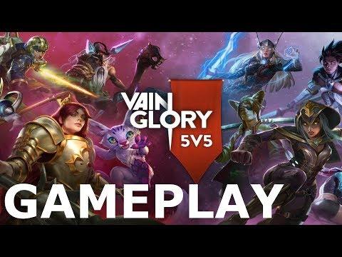 Vainglory | PC Gameplay