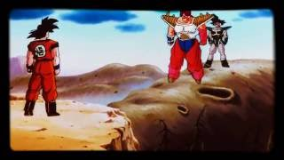 Dragon Ball Z-the Tree Of Might Part 1.