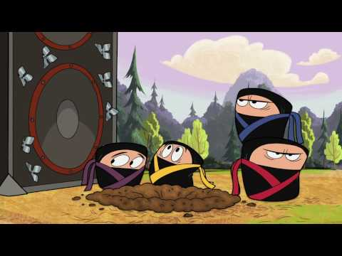 Bugs Vs. Ninjas I Wabbit I Cartoon Network