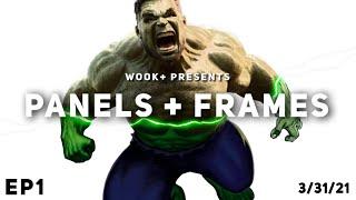 panels + frames