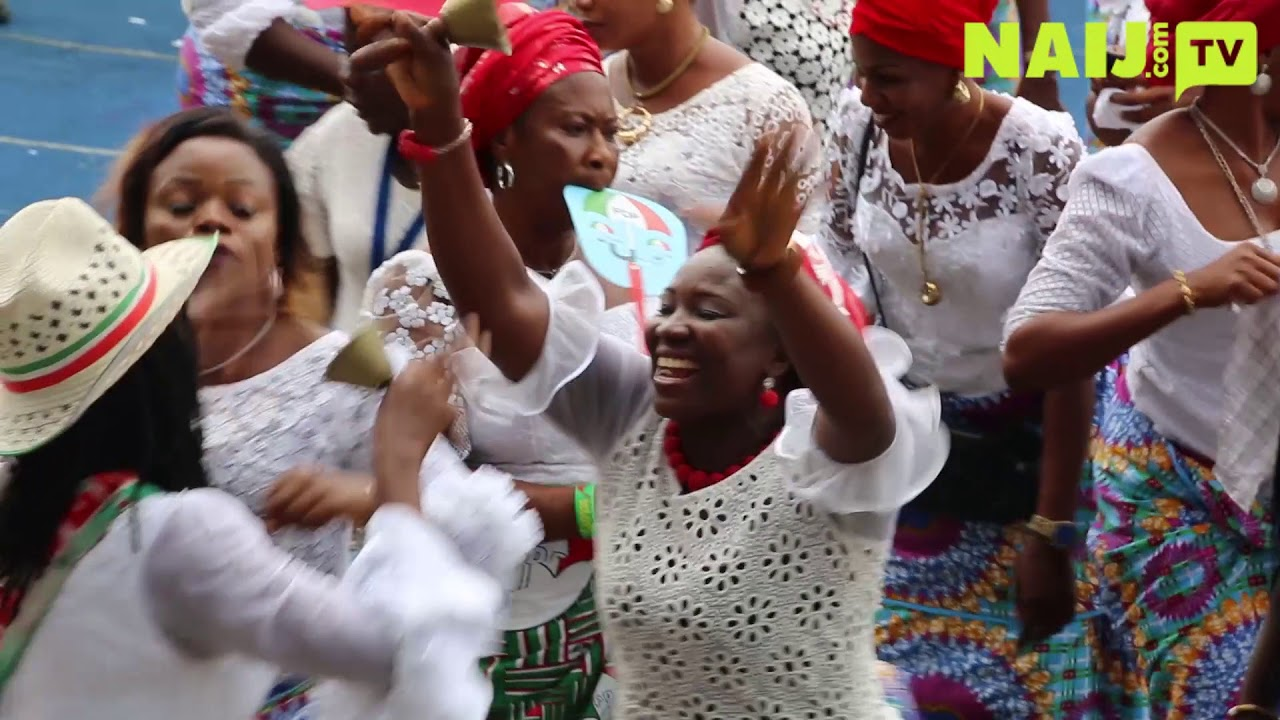 Nigeria News Today: PDP Members Thrill Audience At Convention Opening | Legit TV